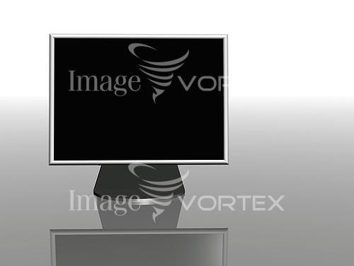 Computer royalty free stock image #134117868