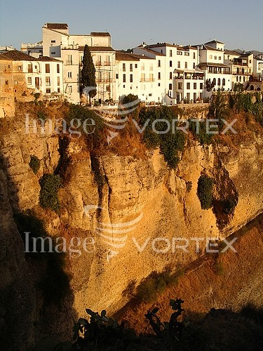 City / town royalty free stock image #195805037