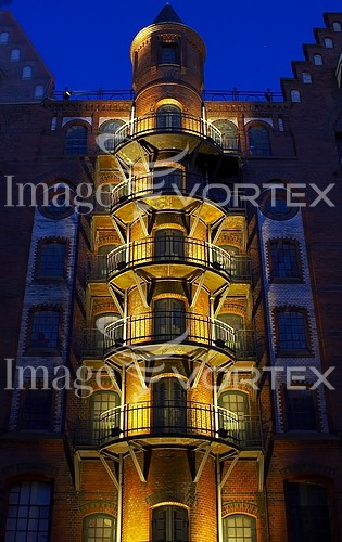 City / town royalty free stock image #196722495