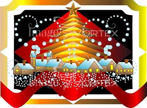 Christmas / new year royalty free stock image #217108551