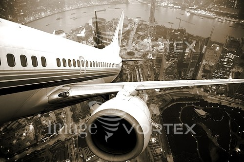 Airplane royalty free stock image #218935623