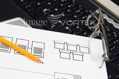 Computer royalty free stock image #218267036