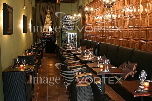 Restaurant / club royalty free stock image #219204953