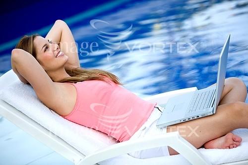 Woman royalty free stock image #223956217