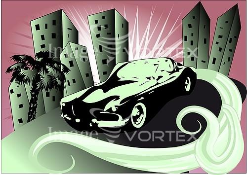 Car / road royalty free stock image #255027672