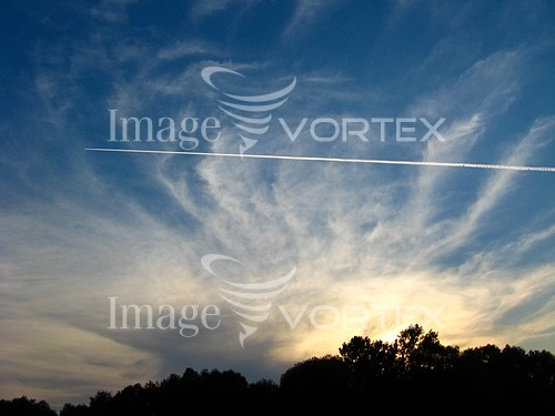 Sunset / sunrise royalty free stock image #272692583