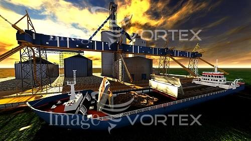 Transportation royalty free stock image #371185862