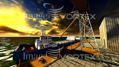 Transportation royalty free stock image #371193962