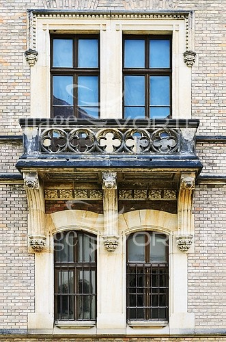 Architecture / building royalty free stock image #392382092