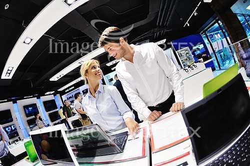 Shop / service royalty free stock image #437107827
