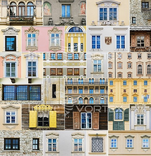 Architecture / building royalty free stock image #784224706
