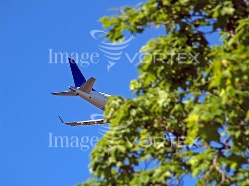 Airplane royalty free stock image #814906180