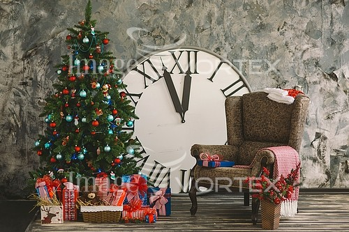 Christmas / new year royalty free stock image #845592735