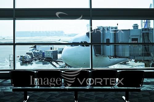 Airplane royalty free stock image #876827495