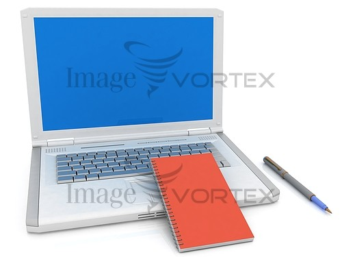 Computer royalty free stock image #892640864