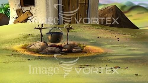 Nature / landscape royalty free stock image #896661103
