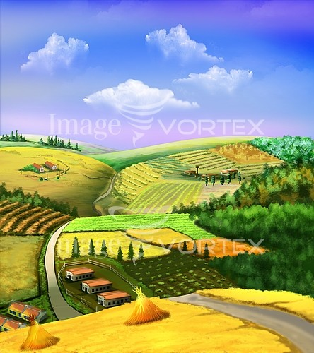 Nature / landscape royalty free stock image #896951885