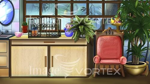 Interior royalty free stock image #898344433