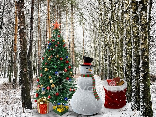 Christmas / new year royalty free stock image #920680075