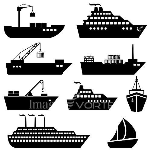 Transportation royalty free stock image #934704993