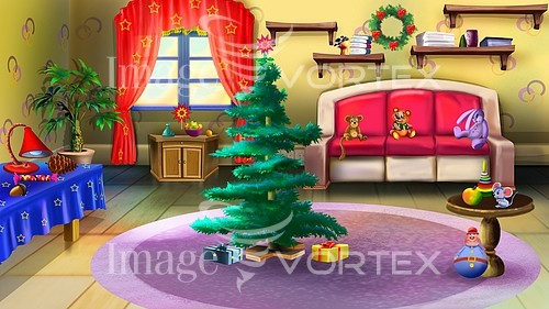 Christmas / new year royalty free stock image #940056373