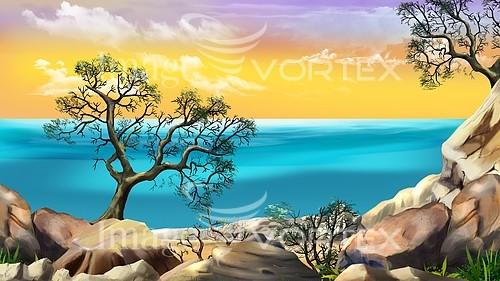 Nature / landscape royalty free stock image #949345417