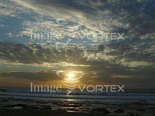 Sunset / sunrise royalty free stock image #966704108
