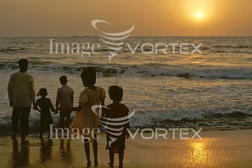 Sunset / sunrise royalty free stock image #974033778
