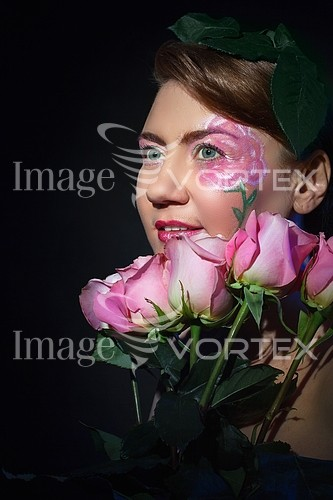 Woman royalty free stock image #992143313