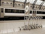 Station royalty free stock image - click to enlarge