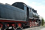 Locomotive royalty free stock image - click to enlarge
