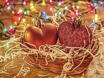 Christmas / New Year royalty free stock image - click to enlarge