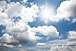 Sky / Cloud royalty free stock image - click to enlarge
